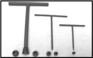 undercutting-tools